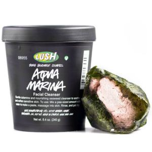 image from Lush.com. Links to products are listed above