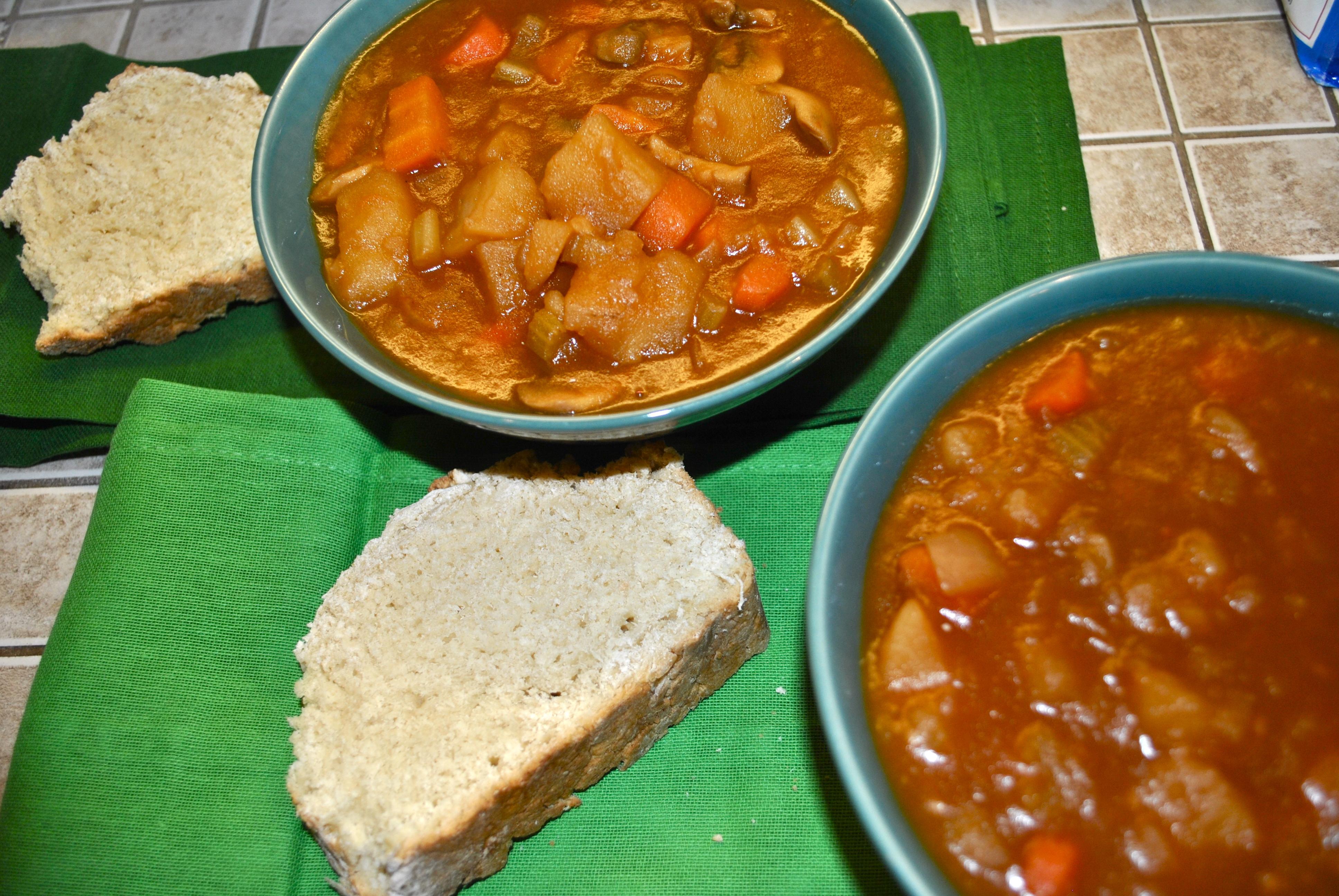 Vegan Guinness Stew