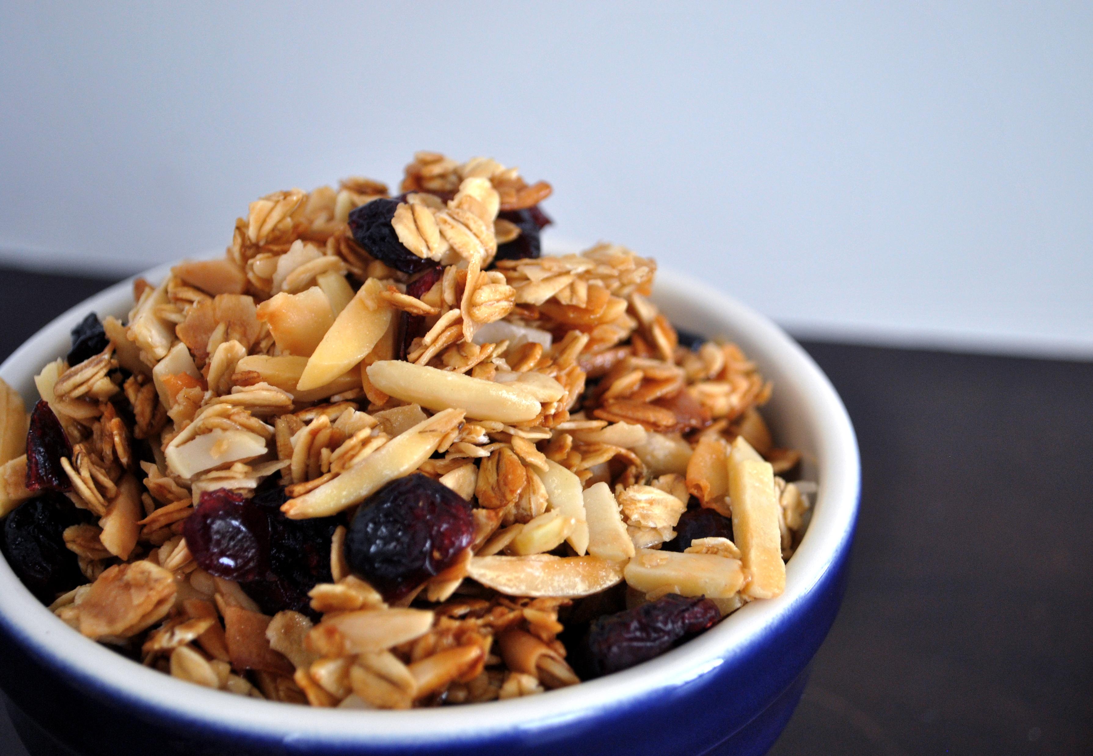 Almond Coconut Granola |