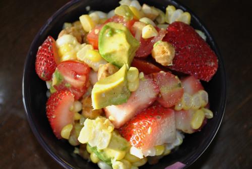 cat-salad