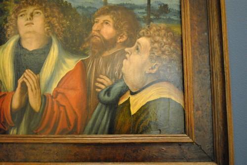 Attributed to Lucas Cranach the Elder- The Three Apostles
